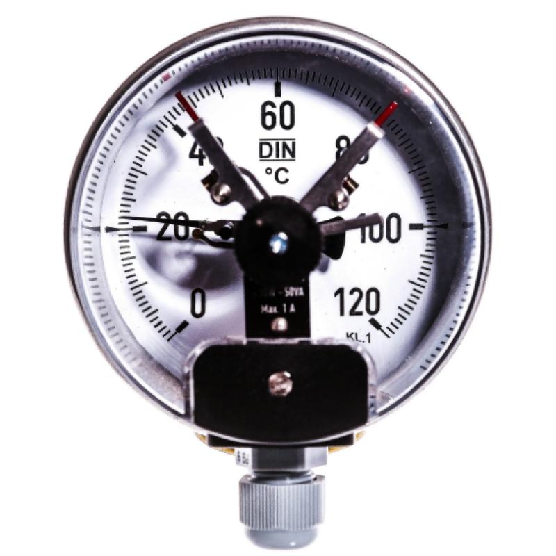 Qvintus Termometer 606B 0 120°